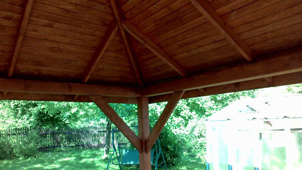 Altana 4x4 Dach Kopertowy Marszałek Zakład Budowlano Drzewny